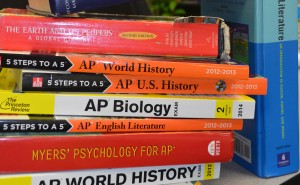 AP Statistics, U.S. History, Biology, Government, English Literature and Composition Psychology and World History will all be offered in Coronado's Academy of AP.  Photo by Rachael Mintz