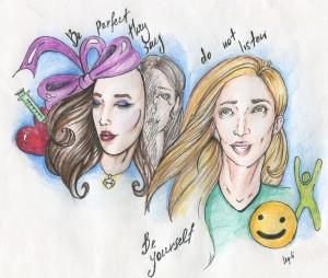 Illustration By Leyli Karimova