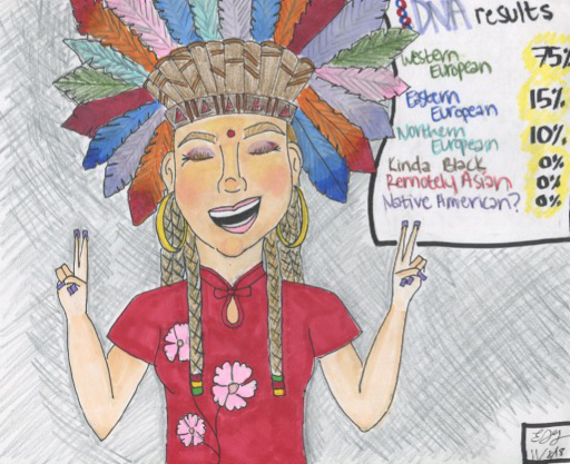 Cultural appropriation is not appreciated | The Roar